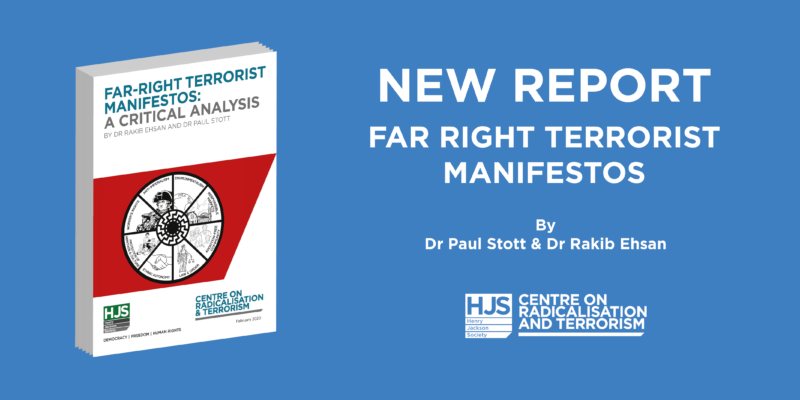 Henry Jackson Society Far Right Manifestos Report