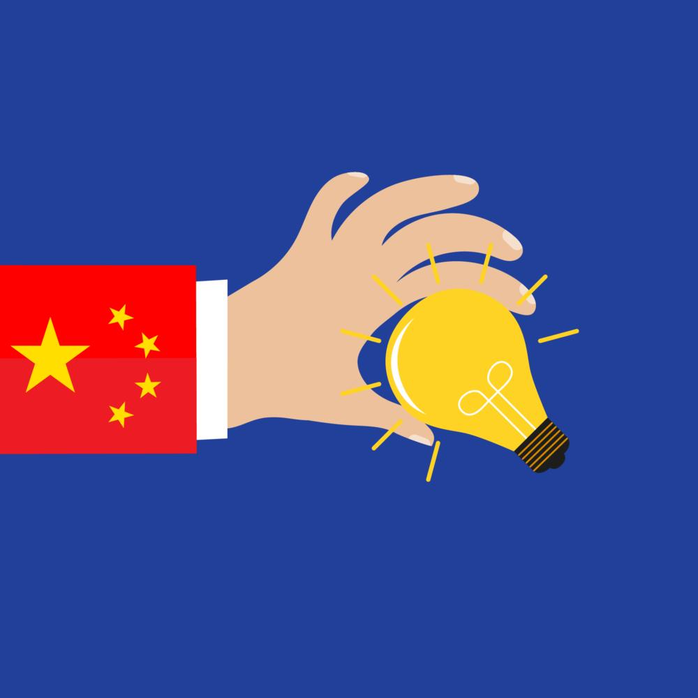 China IP Theft